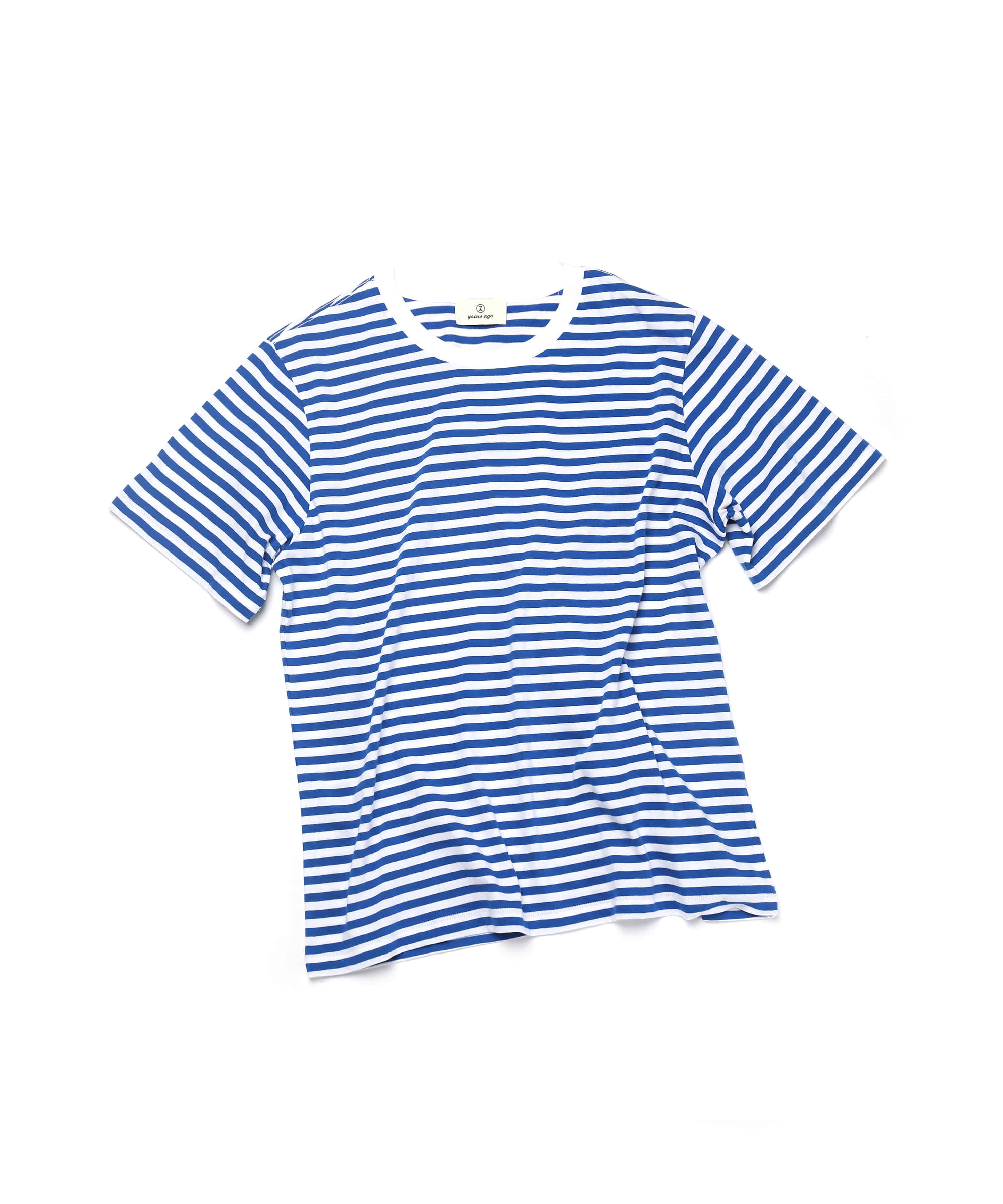 BLUE STRIPE T-SHIRTS