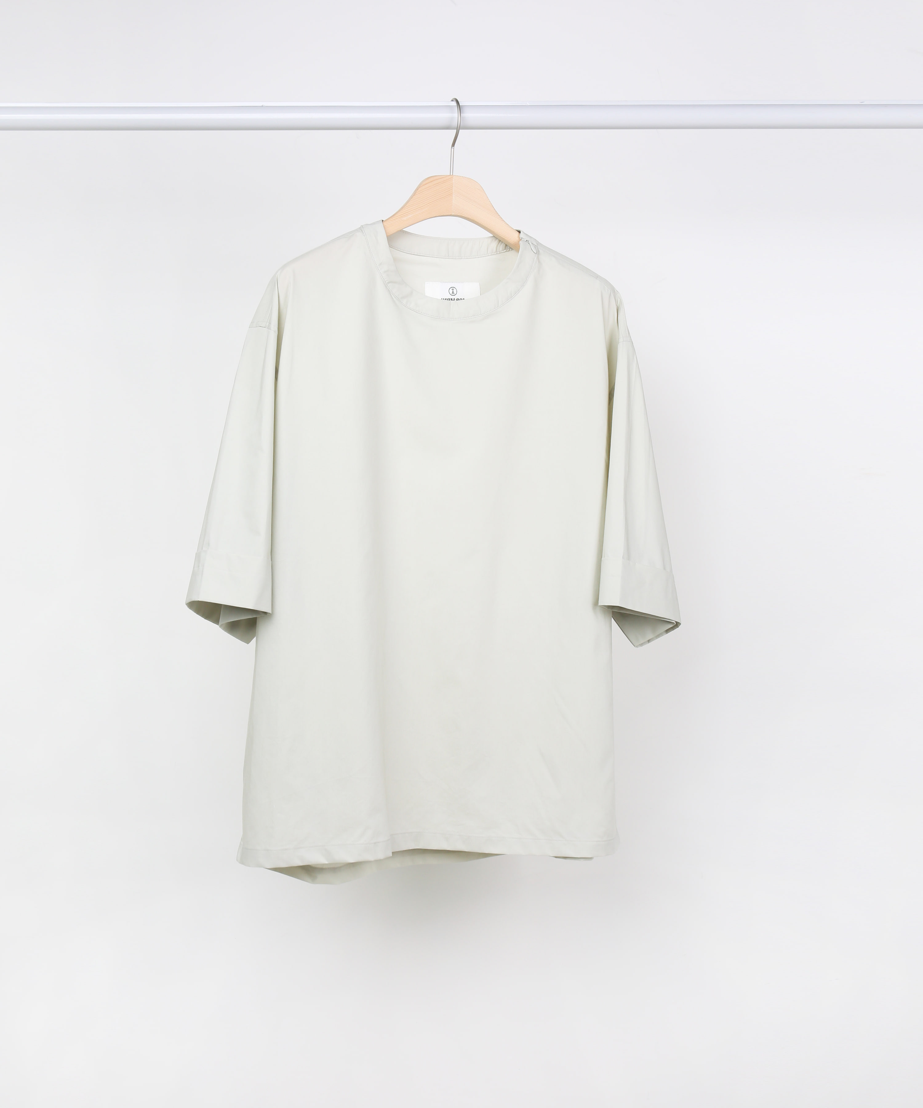 PASTEL GREEN HALF SLEEVE EASYGOING 04