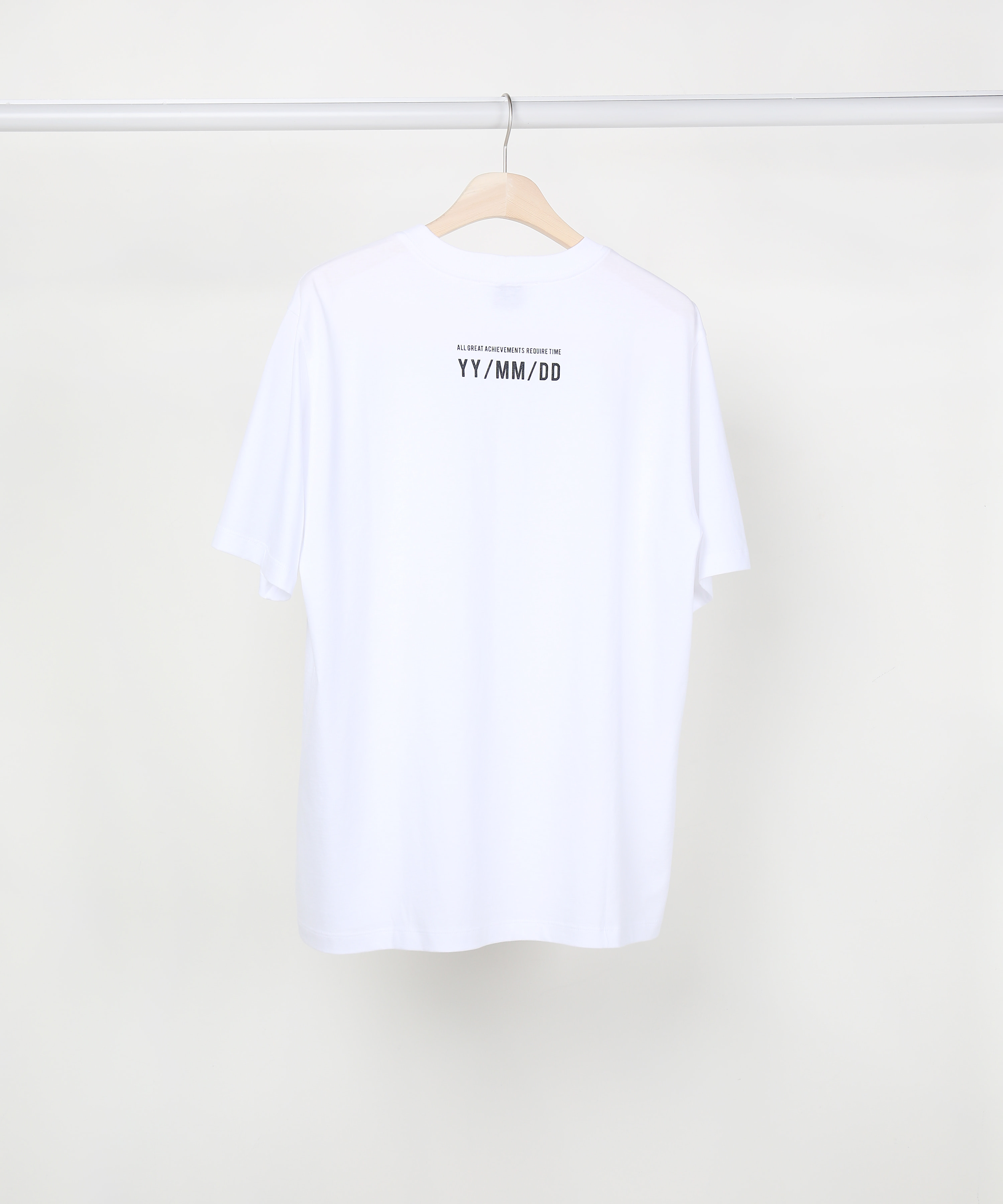 WHITE SLOGAN T-SHIRTS 02