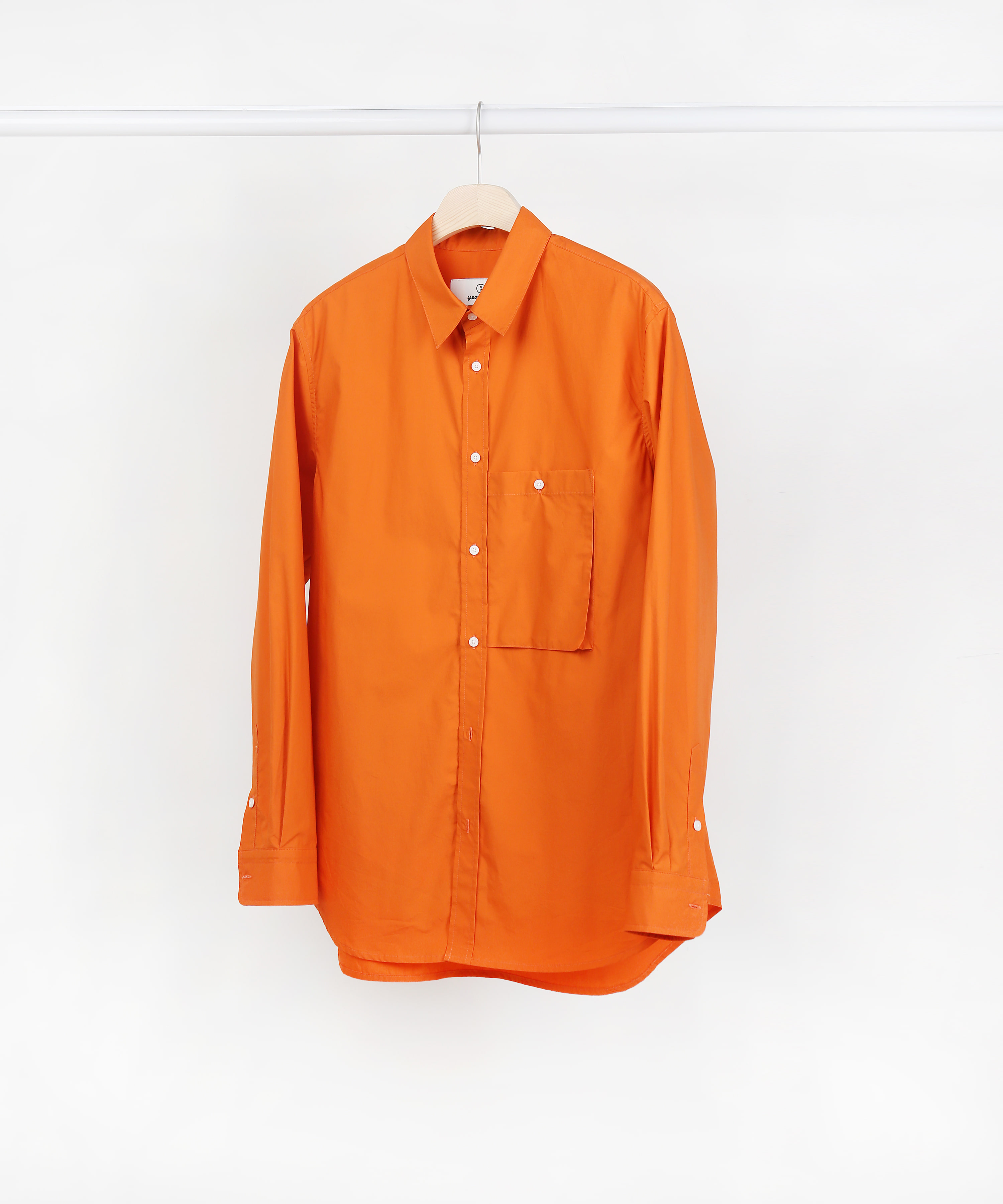 ORANG ONE POCKET SHIRTS 01