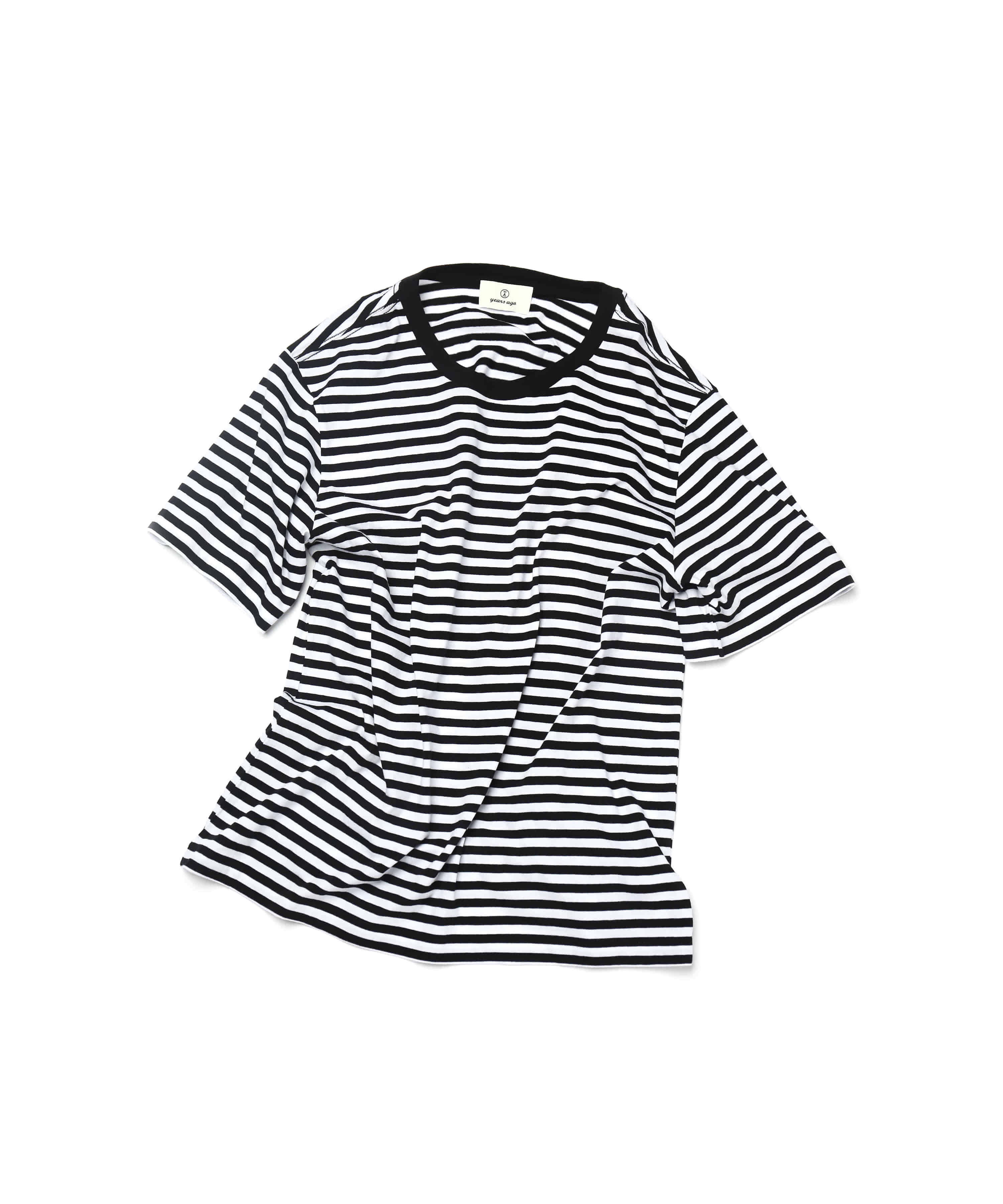 BLACK STRIPE T-SHIRTS