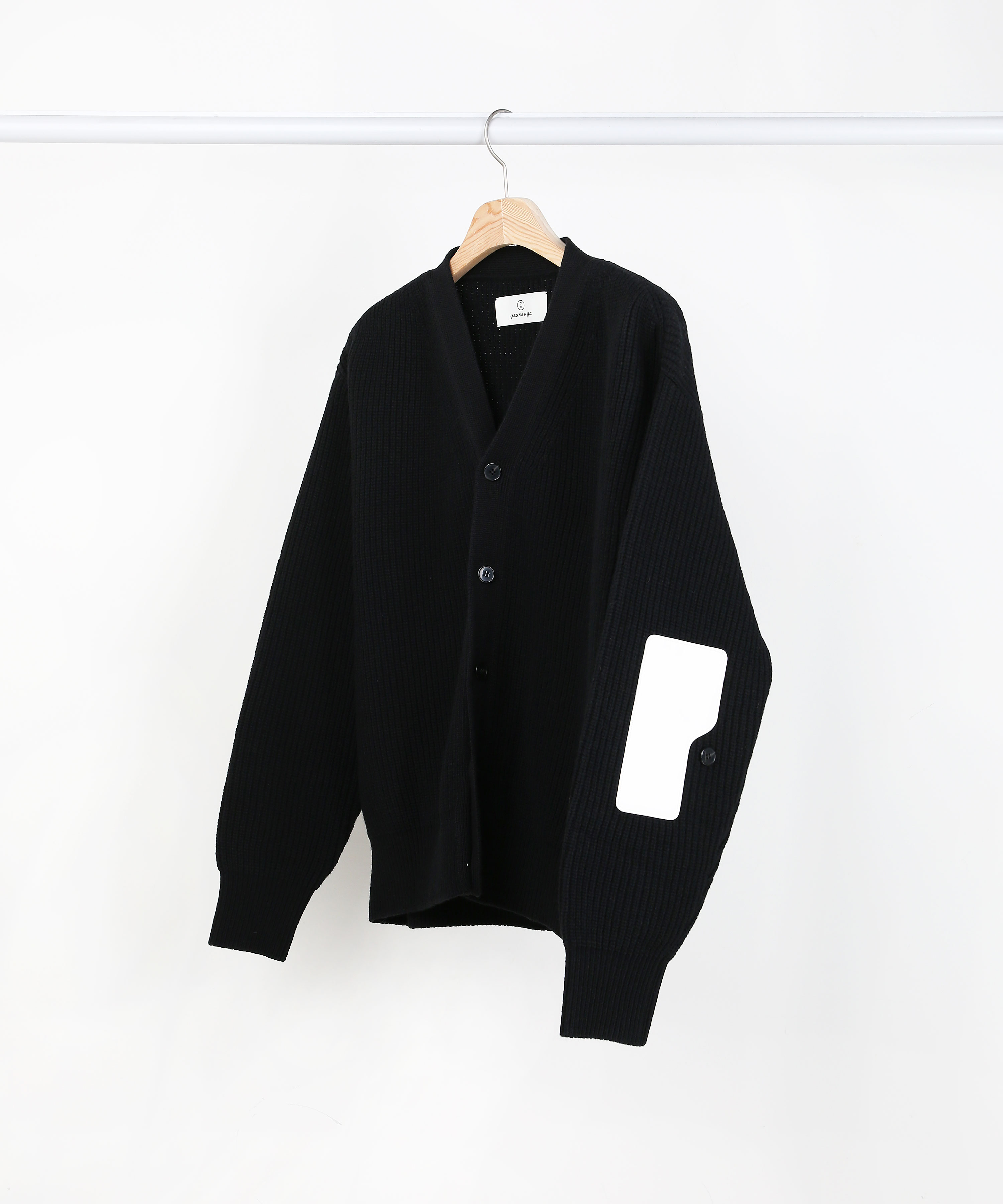 BLACK ROVER WOOL CARDIGAN 01-2