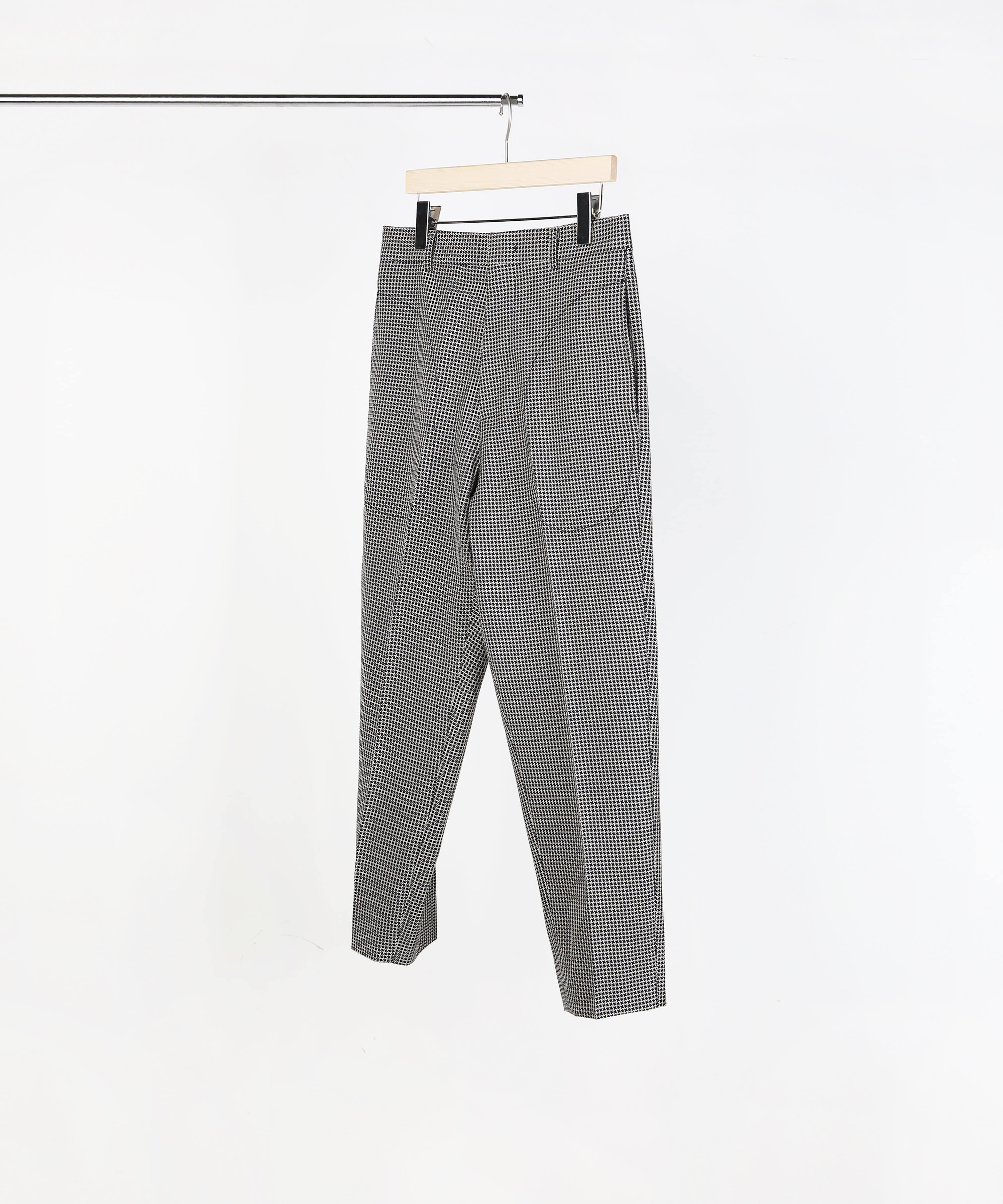 STITCH TAILORED PANTS HOUND TOOTH
