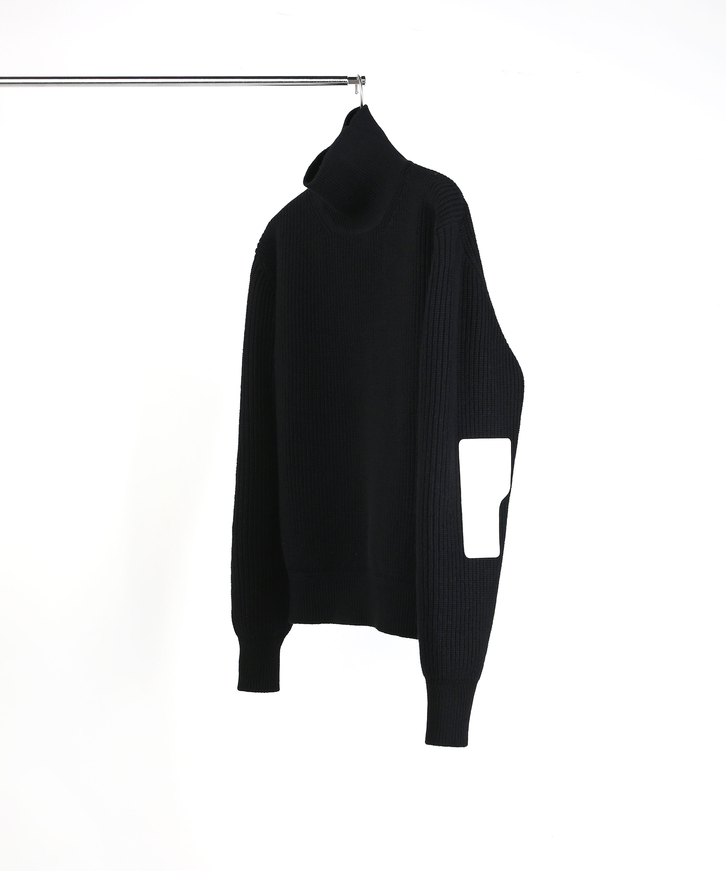 BLACK ROVER WOOL TURTLENECK