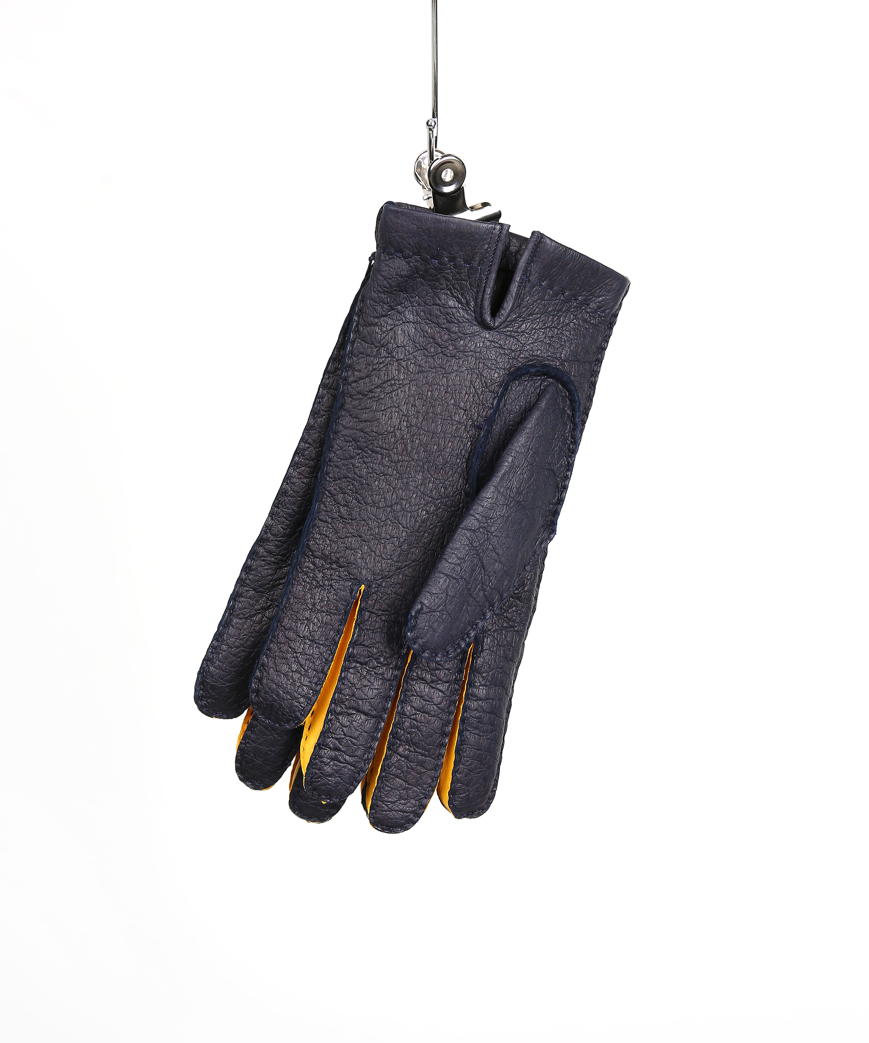 [yearsago x omega gloves] PECCARY NAVY