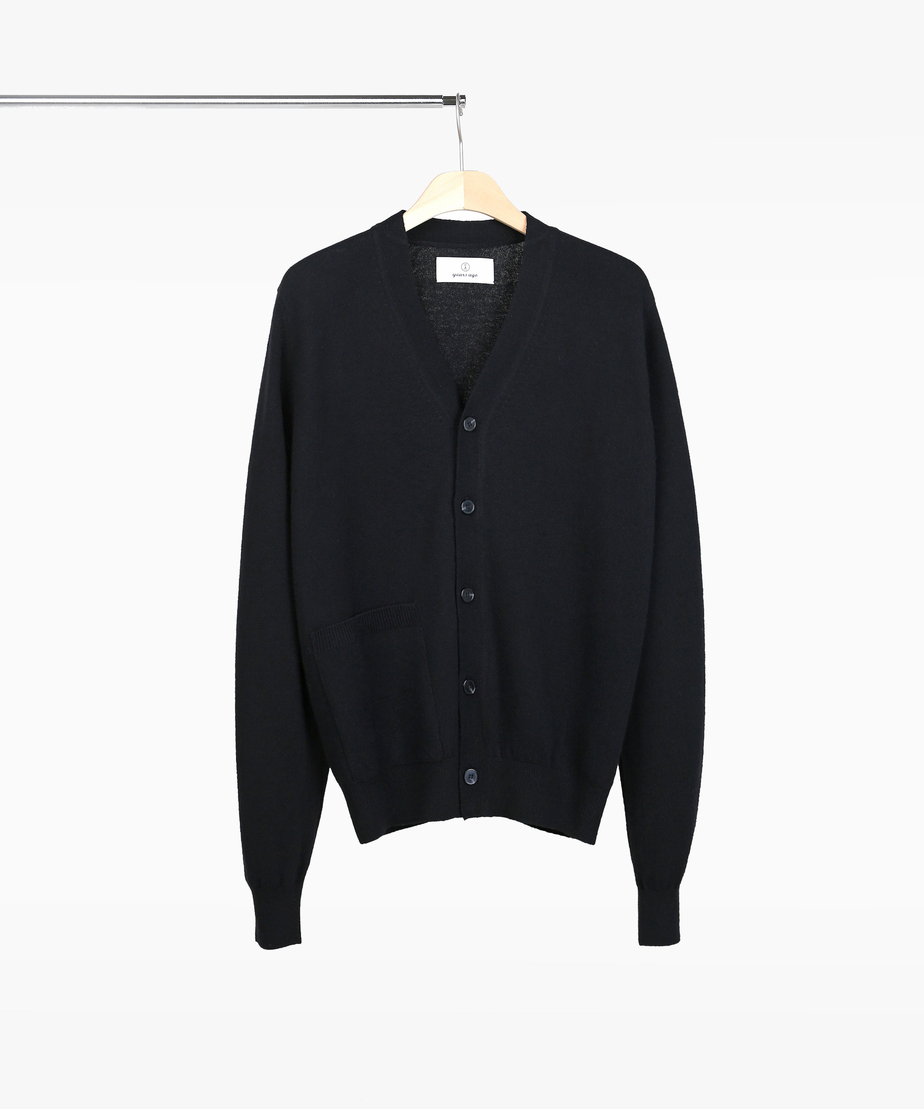 BLACK ROVER WOOL CARDIGAN 02
