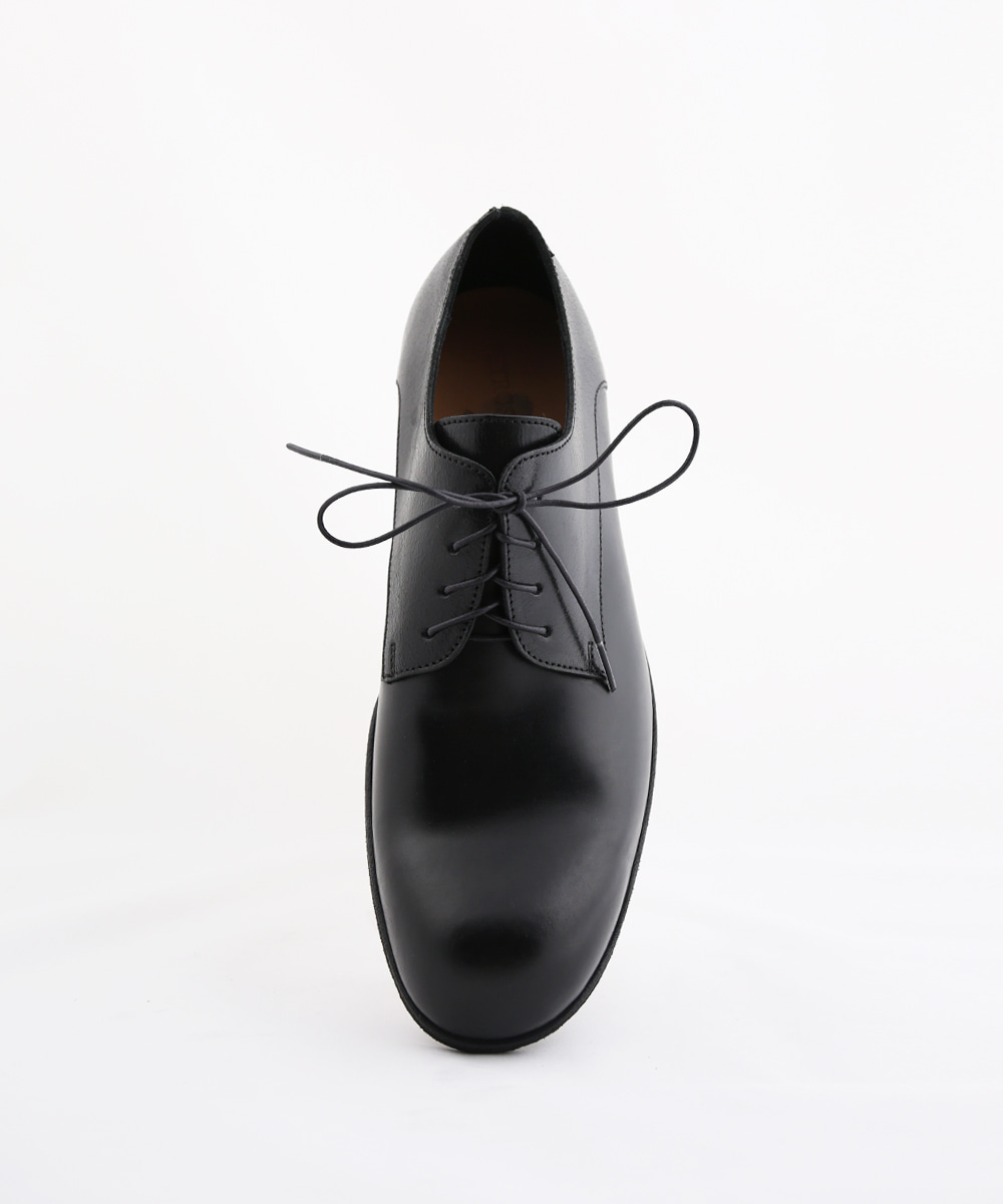 MANUAL BLUCHER CORDOVAN BUTT BLACK