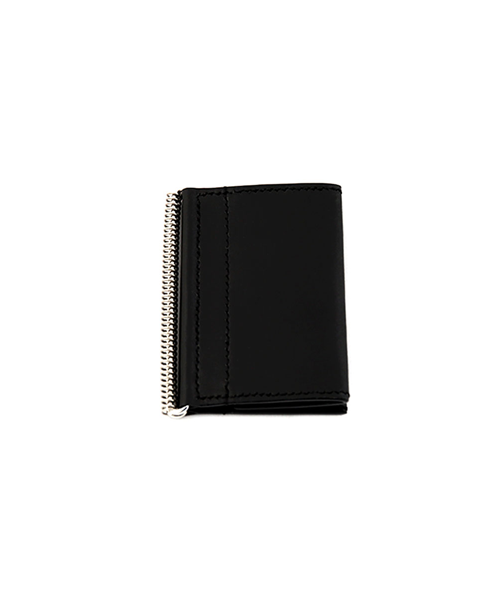 HELIX - CARD CASE 02 BLACK
