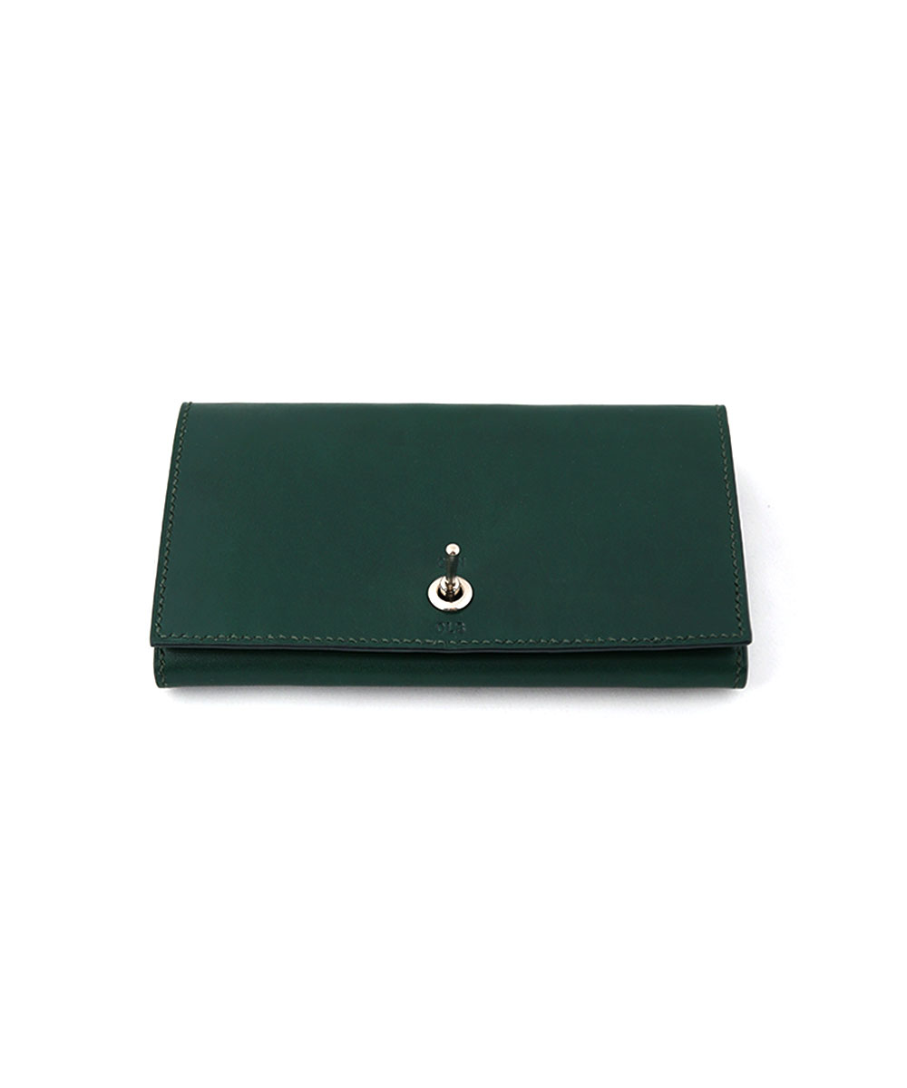 ALT - MEDIUM WALLET 25 GREEN