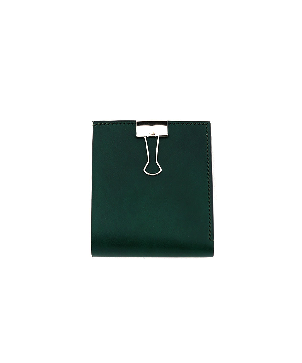 GEM - HALF WALLET 31 GREEN