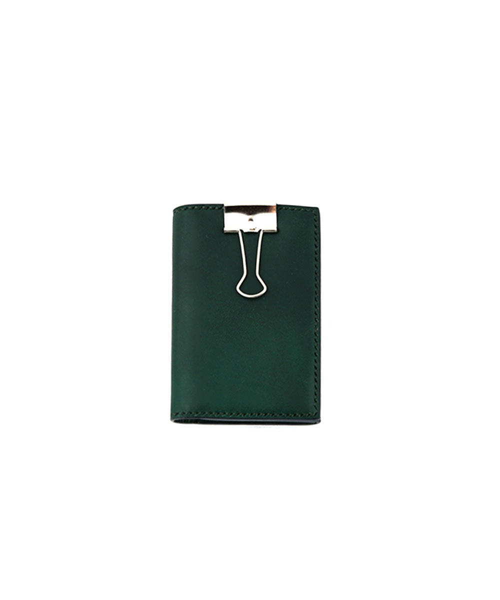 GEM - CARD CASE 12 GREEN
